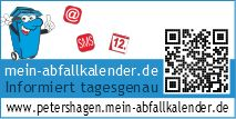Externer Link: QR_Code_Abfall_App_Petershagen