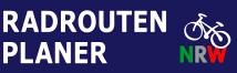 Externer Link: Logo Radroutenplaner NRW
