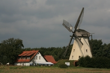 Windmühle Großenheerse